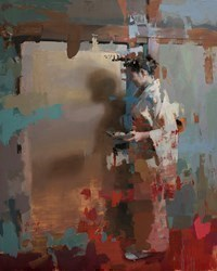 Preparations for the Shokyaku by Christian Hook - Limited Edition on Canvas sized 30x38 inches. Available from Whitewall Galleries